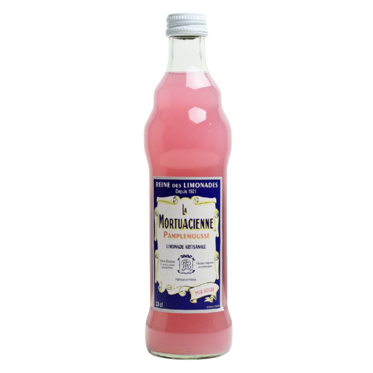 limonade pamplemousse 33cl