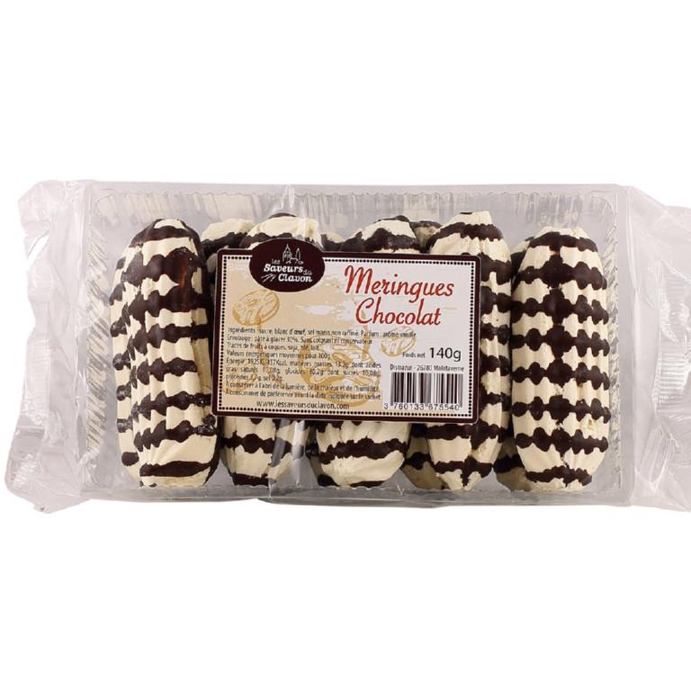 meringues chocolat