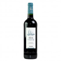 """Vin Rouge """"Brise Marine"""" bouteille 75cl"""