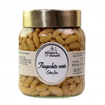 flageolets verts extra fin 370ml