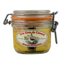 FOIE GRAS DE CANARD ENTIER BOCAL 180g