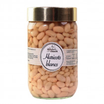 haricots blancs 72 cl
