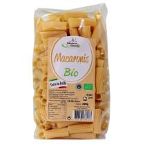 MACARONIS BIO A LA SEMOULE DE BLE DUR 500g