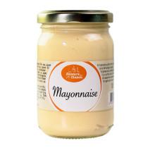 Mayonnaise bocal 185gr