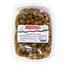 olives vertes farcies aux amandes 1,900 kg
