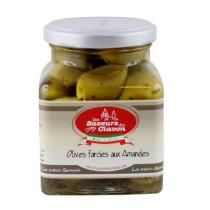 Olives farcies aux amandes 314ml