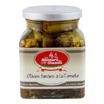 olives farcies à la tomates séchées 314ml
