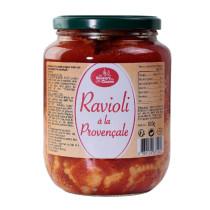 raviolis à la provençale - bocal 800g