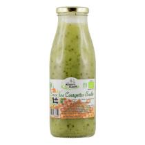 soupe biologique courgette basilic 720ml