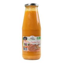 Soupe biologique carotte les saveurs du clavon 720ml
