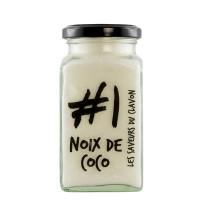 SUCRE AROMATISE A LA NOIX DE COCO Bocal